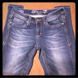 Seven7 Women's Legging Jeans